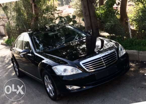 S350 mod 2006 full automatic as new
