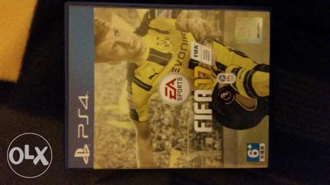Fifa 17 for sale only 60$ new not used loc tripoli