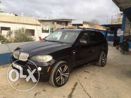 BMW X5 2007 E70 7 Seater Sport Package