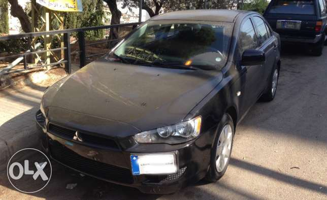 Mitsubishi Lancer 2009 Very Good Condition المتن -  1
