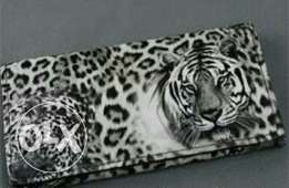 Wallet of lion