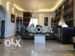 Apartment in Ain Saadeh for sale (unfurnished)