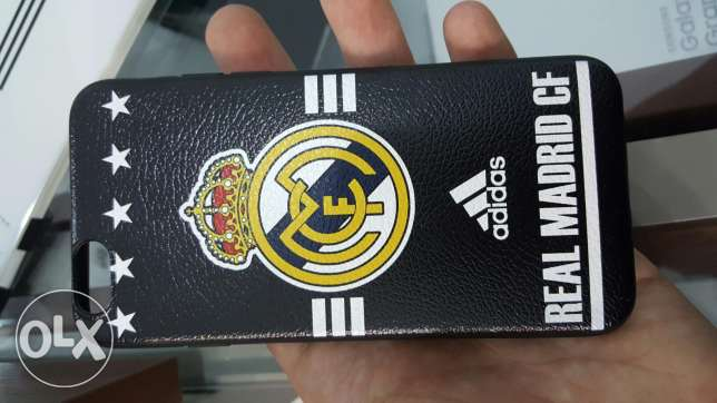 Real Madrid case for iPhone 6