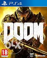 Doom Ps4 for sale or trade
