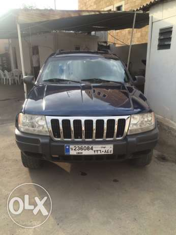 grand cherokee 2002/full extrA clean جبيل -  3