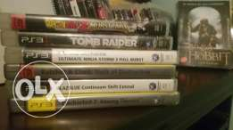 Ps3 games for sale or trade like new(read description)