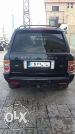 vouge -Rang-rover