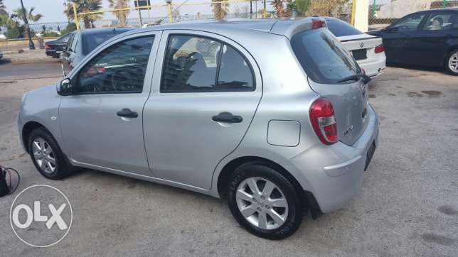 Micra 2013 full options (المفوله ) source & services company like new