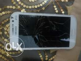 Good condition White Samsung galaxy grand one