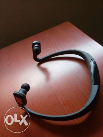 bluetooth hands free headsets btrunner for sports