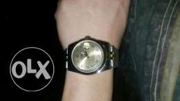 Rolex date just 36 mm 18k (not fake)