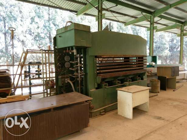 Wood working equipment for sale