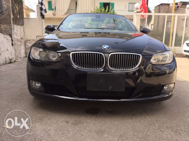 Bmw 335i convertible 2008 clean carfax بعبدا -  1
