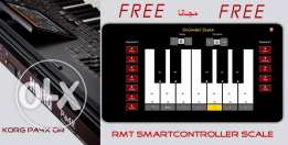 Korg PA4X OR MG Edition with Smart controller software,مكنة شرقي