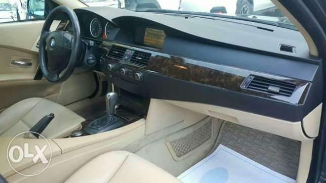BMW serie 5 model 2006 / 523 Lebanese origin one owner no accidents راس  بيروت -  6