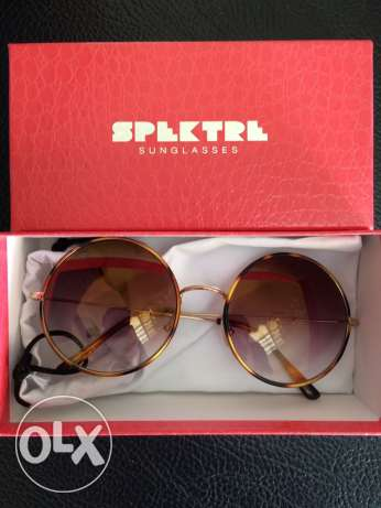 Spektre sunglasses.