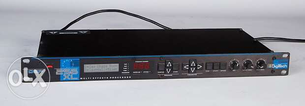 Digitech DSP 256 xl multi effects processor
