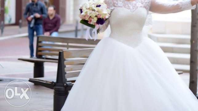 wedding dress الشياح -  2