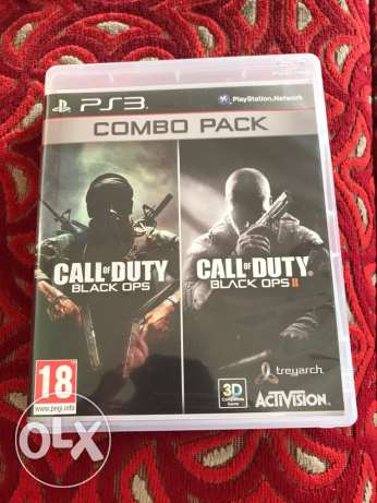 cd ps3 call of duty 1 and 2