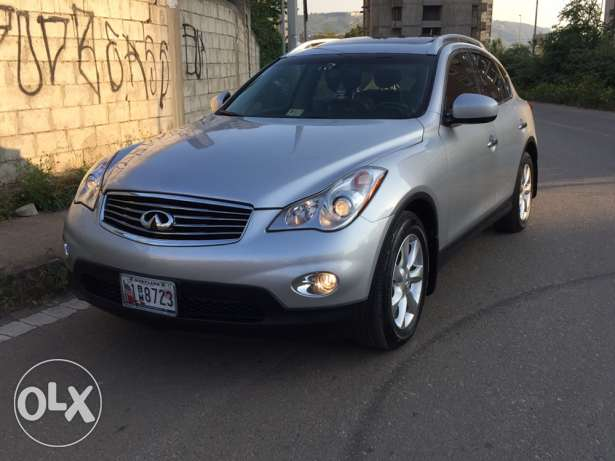2009 Infiniti ex 4 cameras,4wheel,sensors,keyless not registered