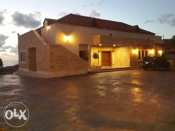 5 Bedroom Villa for Sale in Tannourine