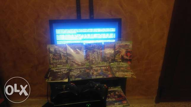 Xbox 360 m3adale ndefe kteer mosta3male shaher