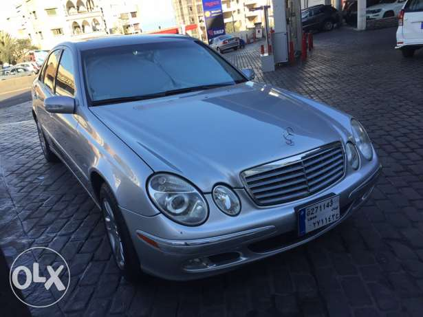 E320 benz 2004 **super clean** كسروان -  1