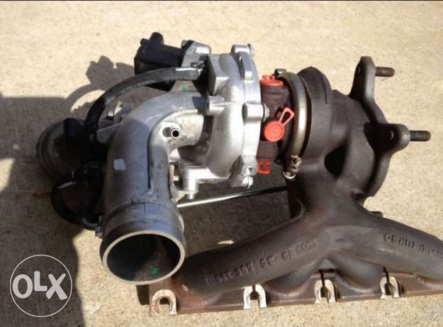 golf 6 gti mk6 stock turbo OEM