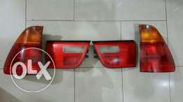 For sale X5 E53 rear tail lights