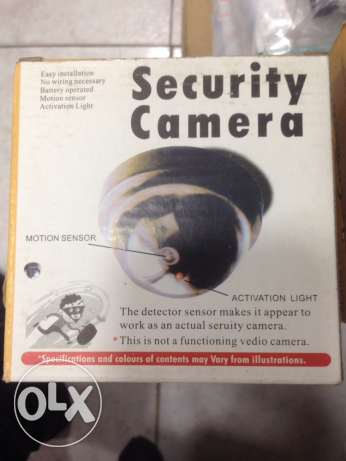 security camera only model