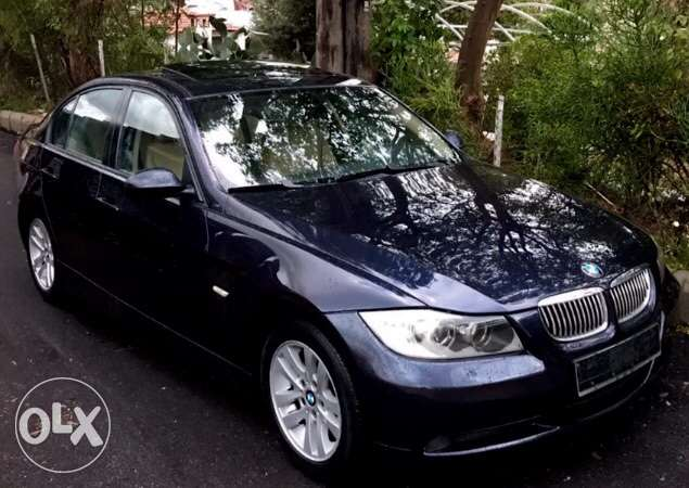 Bmw 320i 2007 full automatic as new
