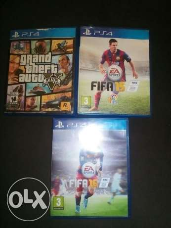 Ps4 cd for sale حارة حريك -  1