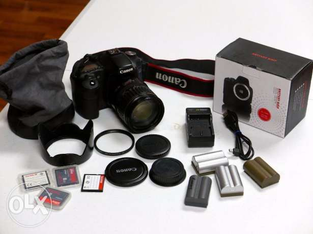 Canon EOS 50D 15.1MP