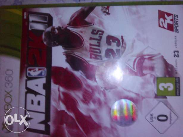 Lo3bet basketball 2011 lal XBOX360