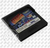 super smash tv game for sega game gear in box