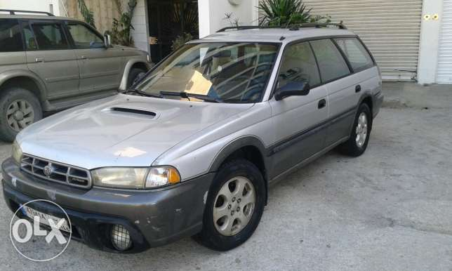 Subaru outback 1999 full