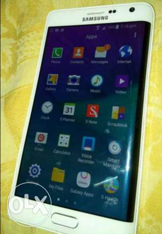 Note edge 32 gega 4G top special edition