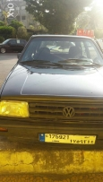 Golf 2 full option a.c direction oil alarmبداعي السفر