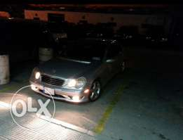 mercedes c230 in a good condition and clean negotiable about the price