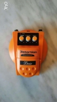 Denio Distortion Guitar Pedal
