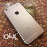 IPhone 6s Plus 16gb pink gold