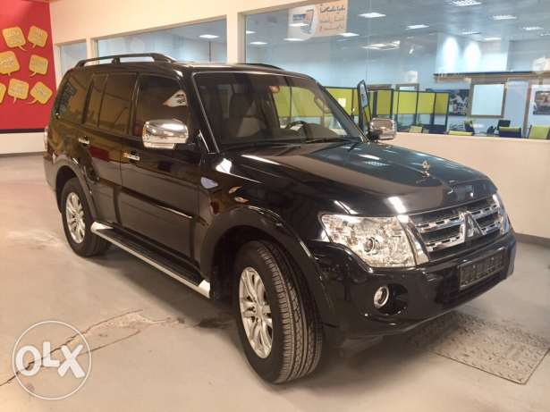 Pajero 2012 3.8L شبه جديدTop of the range
