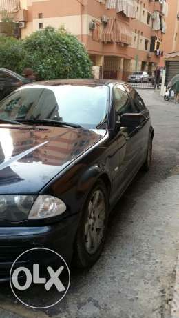 Bmw new boy e46 بعبدا -  2