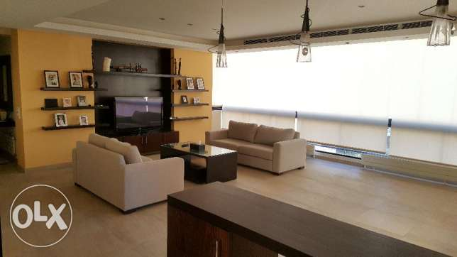 Apartment furnished for rent in Ashrafieh- V. nice and excellent price