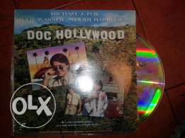 doc hollywood laser disk
