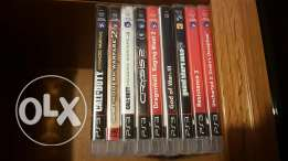All Ps3 games for 130$