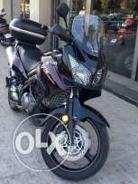 SUZUKI DL1000 V-STROM 2011 in Mint Condition With 6512KM on ODO
