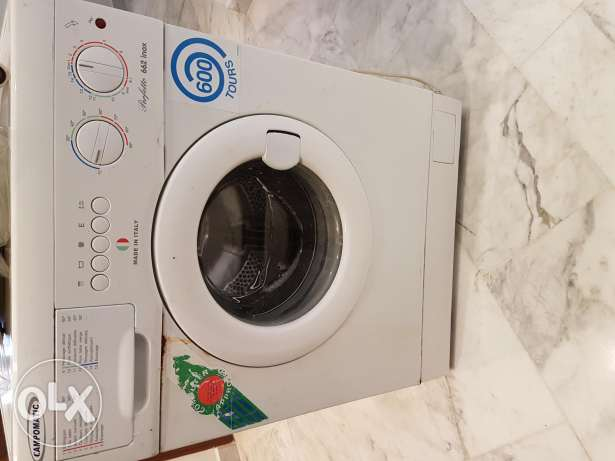 Campomatic washer