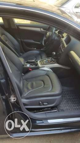 Audi A4 2.0t (price negotiable) بيت الشعار -  7