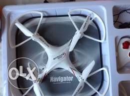 fly cam navigator quadcopter with camera